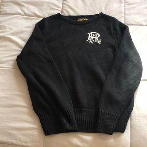 Ralph Lauren Rugby Crewneck Sweater
